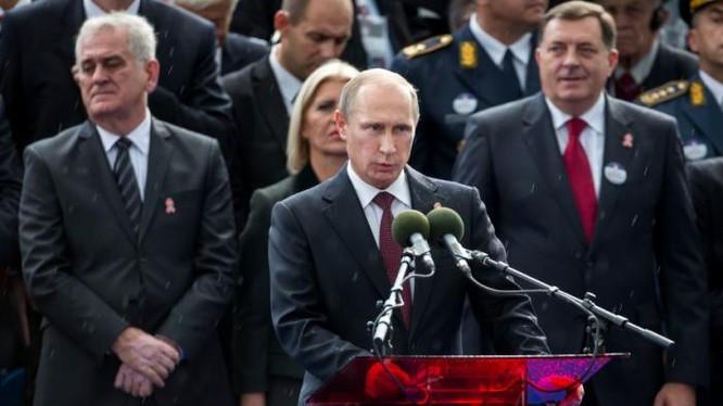 Tổng thống Nga Putin (ảnh minh họa).