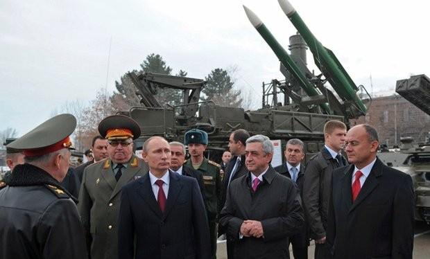 Putin: Nga chú ý ưu tiên sáng chế vũ khí