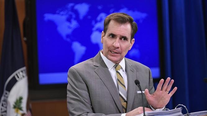 Mỹ sẽ xem xét lại việc hợp tác với Nga ở Syria (ảnh Sputnik)