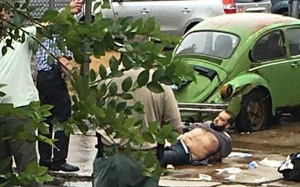 Ahmad Khan Rahami bị bắt sau một cuộc đấu súng với cảnh sát tại Linden, bang New Jersey. (Nguồn: CNN).