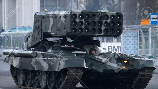 Quân Nga chỉ cần 48 giờ là đến ngay trước mặt NATO?
