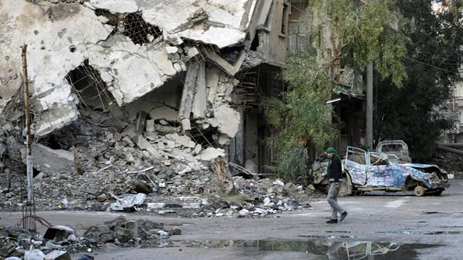 Mỹ không hài lòng thỏa thuận ngừng bắn nên tấn công Quân đội Syria?