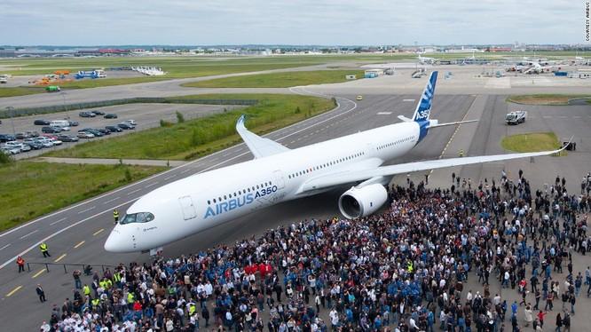 Mỹ cấp giấy phép cho Airbus bán 17 máy bay sang Iran.