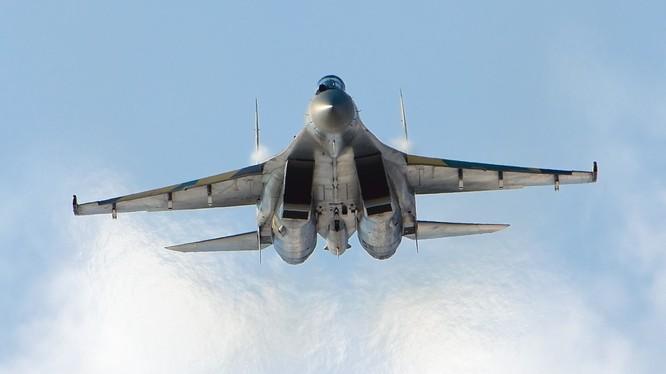 Máy bay Su-35 của Nga (ảnh minh họa)