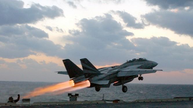 Máy bay của Hải quân Mỹ (ảnh minh họa)