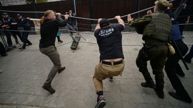 Nga khởi tố chống các phần tử cực đoan Ukraine (ảnh minh họa Sputnik)