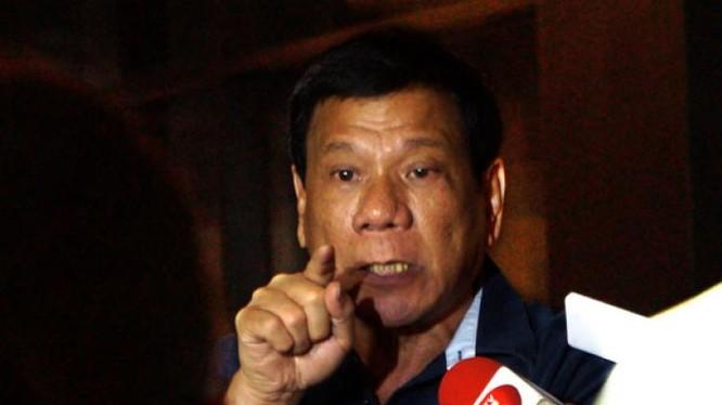 Philippines tuyên bố có âm mưu đảo chính chống Tổng thống Duterte.
