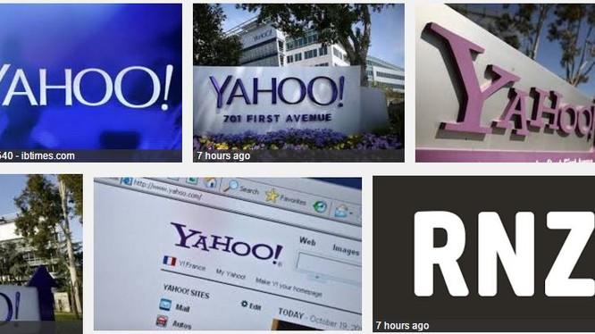 500 triệu tài khoản Yahoo bị tấn công.