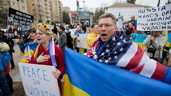 Sputnik: Mỹ đưa ra tối hậu thư cho Ukraine