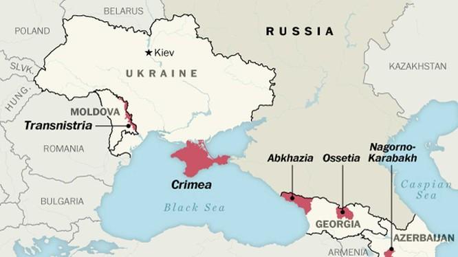 Cộng hòa Transnistria sẽ sáp nhập với Nga?