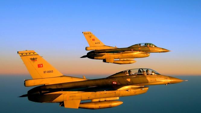 Không quân Thổ Nhĩ Kỳ (ảnh minh họa)
