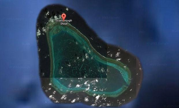 Philippines cáo buộc Trung Quốc quấy nhiễu ngư dân ở Scarborough.