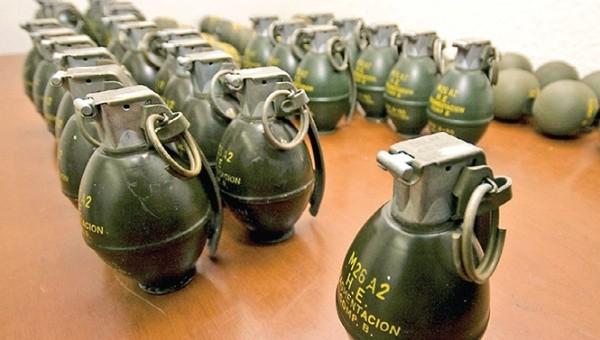 Quân đội Mỹ bắt đầu phát triển lựu đạn đa năng