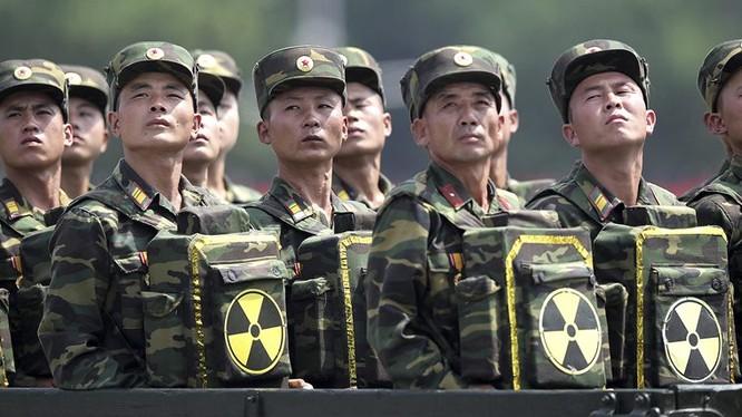 Binh sỹ thuộc lực lượng hạt nhân của Bắc Triều Tiên (ảnh minh họa)