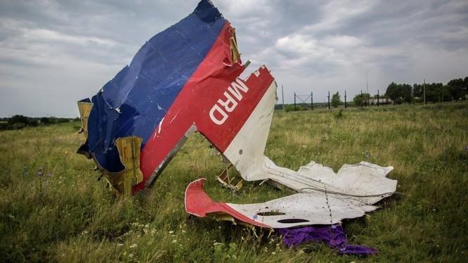Nhóm điều tra tuyên bố tên lửa Buk bắn vào MH17 được chuyển đến từ Nga (ảnh Sputnik)