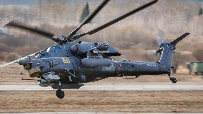 Nga: Trực thăng Mi-28N khó bị đánh lạc hướng với thiết bị điện tử mới