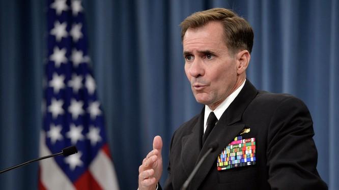 Phát ngôn viên Bộ Ngoại giao Mỹ John Kirb