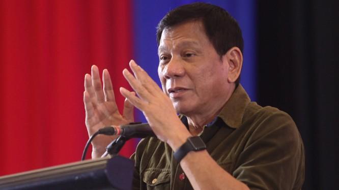 Tổng thống Philippines Duterte: CIA đang muốn ám sát tôi