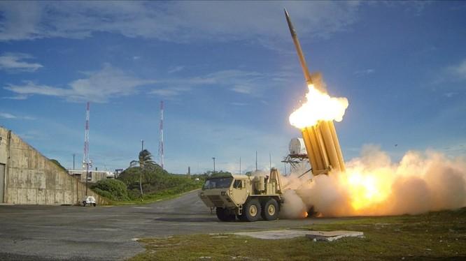 Mỹ sẽ đặt tên lửa THAAD ở sân golf tại Hàn Quốc (ảnh minh họa)