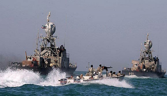 Hải quân Iran (ảnh minh họa).