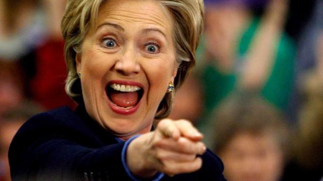 Bà Hillary Clinton vận động được số tiền kỷ lục
