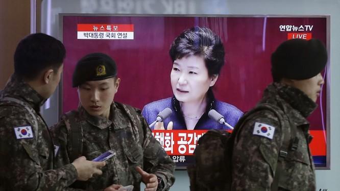 Hàn Quốc tố Bắc Triều Tiên can thiệp vào bầu cử (ảnh minh họa)