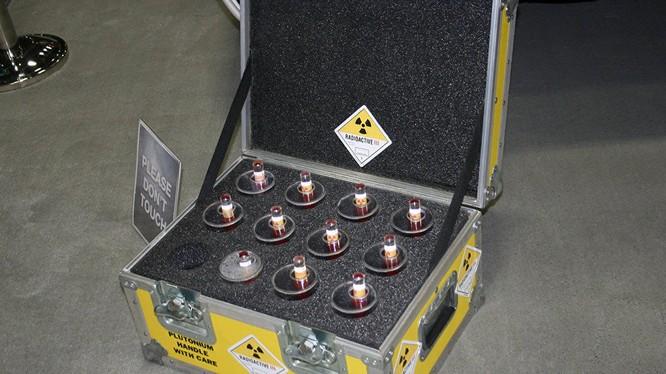 Nga đình chỉ thỏa thuận với Mỹ về việc tiêu hủy plutonium