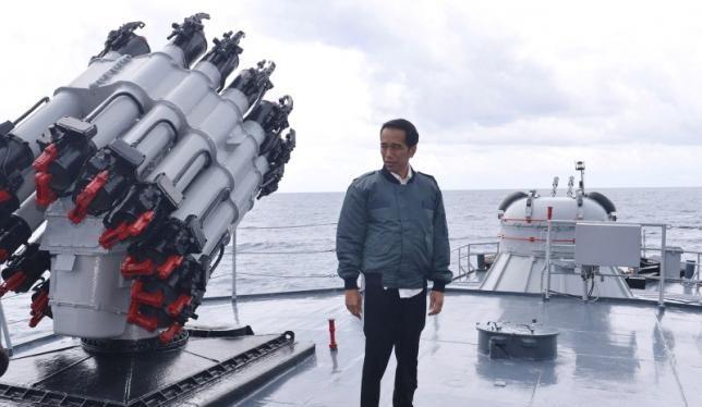 Indonesia sắp tập trận quy mô lớn trên Biển Đông (ảnh minh họa)