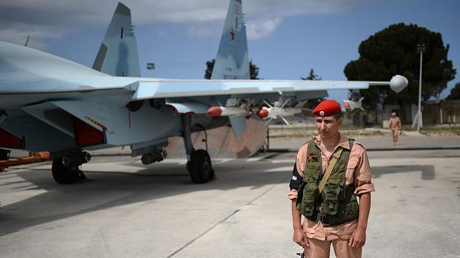 Không quân Nga ở Syria (ảnh minh họa)