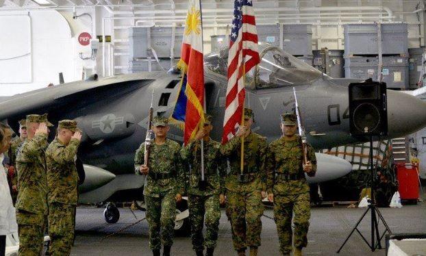 """Mỹ và Philippines tiến hành cuộc tập trận """"có thể là cuối cùng"""" (ảnh minh họa)"""
