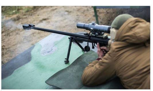 Nga tuyên bố phát minh ra súng trường bắn tỉa cỡ nòng lớn nhẹ nhất thế giới.