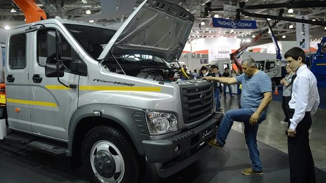 GAZ Group bắt đầu lắp ráp xe ô tô tại Việt Nam vào năm 2019