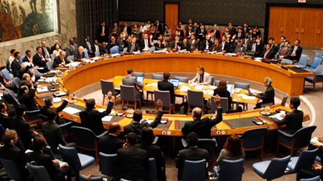 LHQ đề xuất hạn chế quyền phủ quyết của các thành viên thường trực Hội đồng Bảo an (ảnh minh họa)