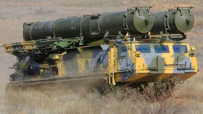 Tên lửa S-300V (ảnh minh họa)