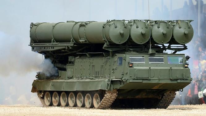 Bộ Quốc phòng Mỹ tuyên bố sẽ đáp trả việc Nga triển khai S-300 ở Syria.
