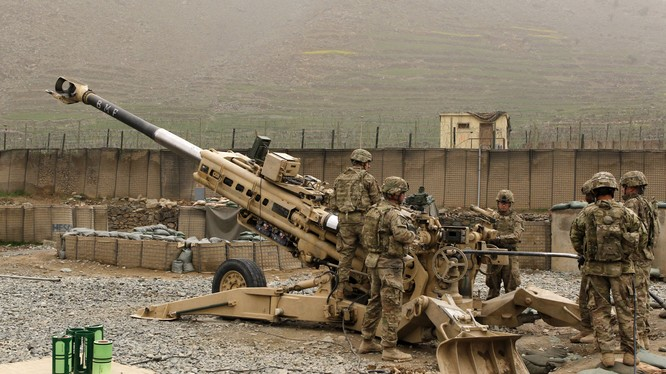 Lục quân Mỹ (ảnh minh họa)