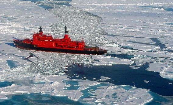 Nga tìm ra cách di chuyển các tảng băng trôi cả triệu tấn ở biển Bắc Cực (ảnh minh họa)