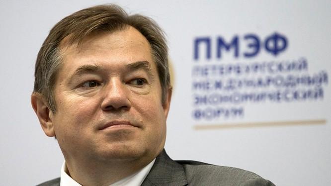 Sergei Glazyev.