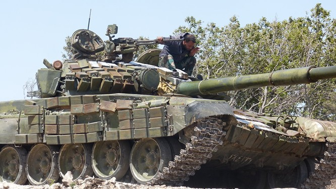 Quân Syria: Sẽ chống lại sự xâm lược của Thổ Nhĩ Kỳ bằng mọi cách