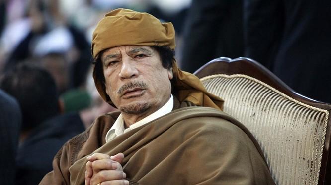 Ông Gaddafi bị lật đổ vì dự án lập đồng tiền chung châu Phi? (ảnh minh họa: Sputnik)