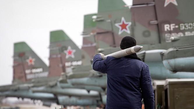 Nga và các đồng minh tập trận quy mô lớn, thử nghiệm khả năng phòng không