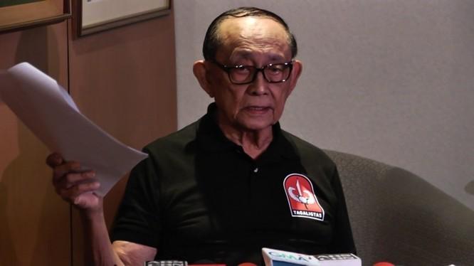 Cựu tổng thống Philippines Fidel Ramos thôi làm đặc sứ tới Trung Quốc