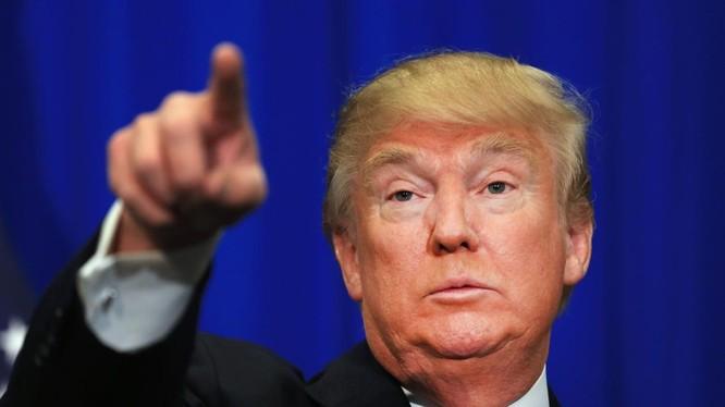 Donald Trump lo cuộc bầu cử Tổng thống ngày 8/11 có thể bị gian lận