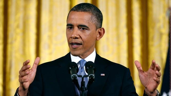 Tổng thống Obama ra cảnh báo nếu Quốc hội Mỹ không thông qua TPP