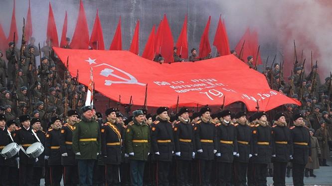 Nước Nga không quên những chiến sĩ gốc Việt đã bảo vệ Moscow mùa đông 1941.