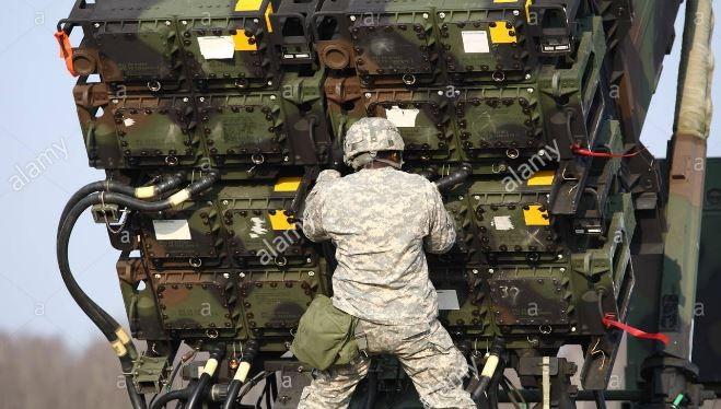 Mỹ tổ chức tập trận đề phòng thiên thạch rơi (ảnh minh họa)