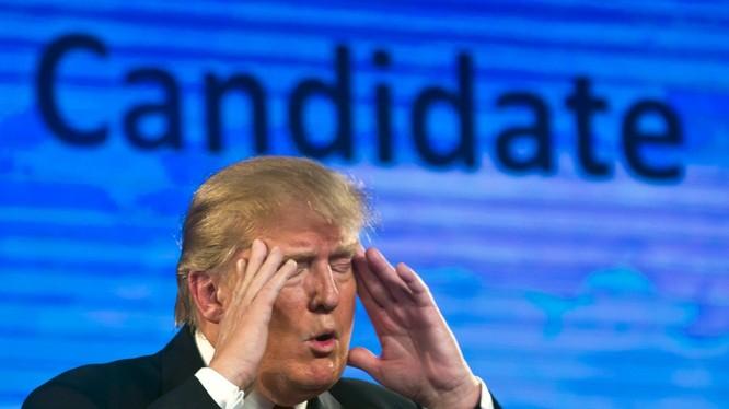 """Cử tri da màu """"phủ bóng đen"""" lên giấc mơ của ông Donald Trump?"""
