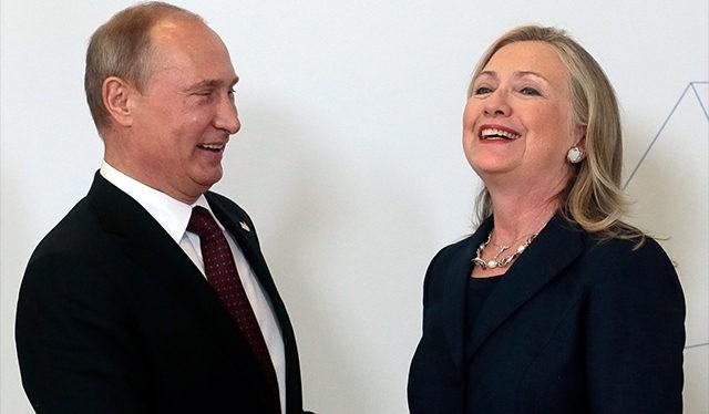 Bà Hillary Clinton liệu có đắc cử và làm việc với ông Putin trên cương vị Tổng thống Mỹ (ảnh minh họa)