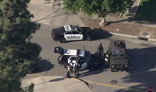 Nổ súng xảy ra gần nơi bầu cử Mỹ tại Azusa, California