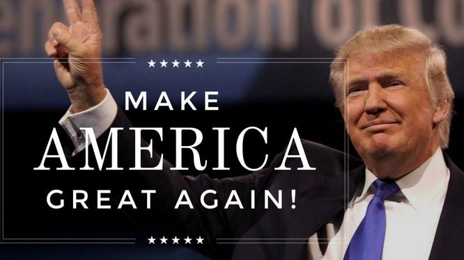Donald Trump cam kết sẽ là tổng thống của mọi người dân Mỹ